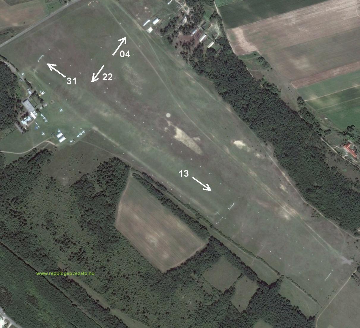 Gödöllő repülőtér / Gödöllő airport
