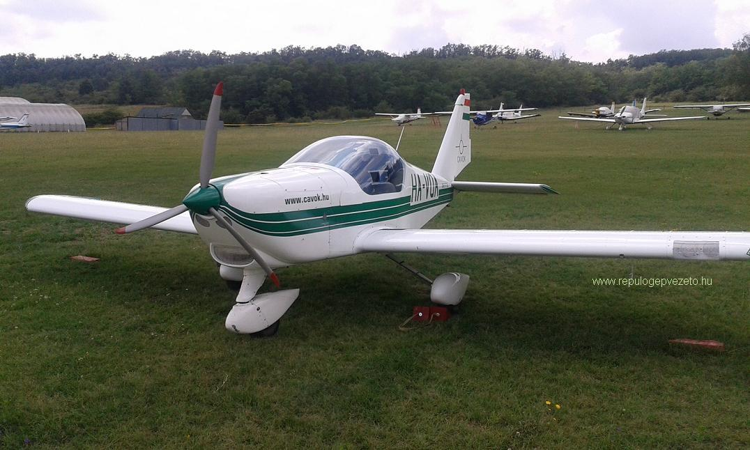 aero AT3 repülőgép