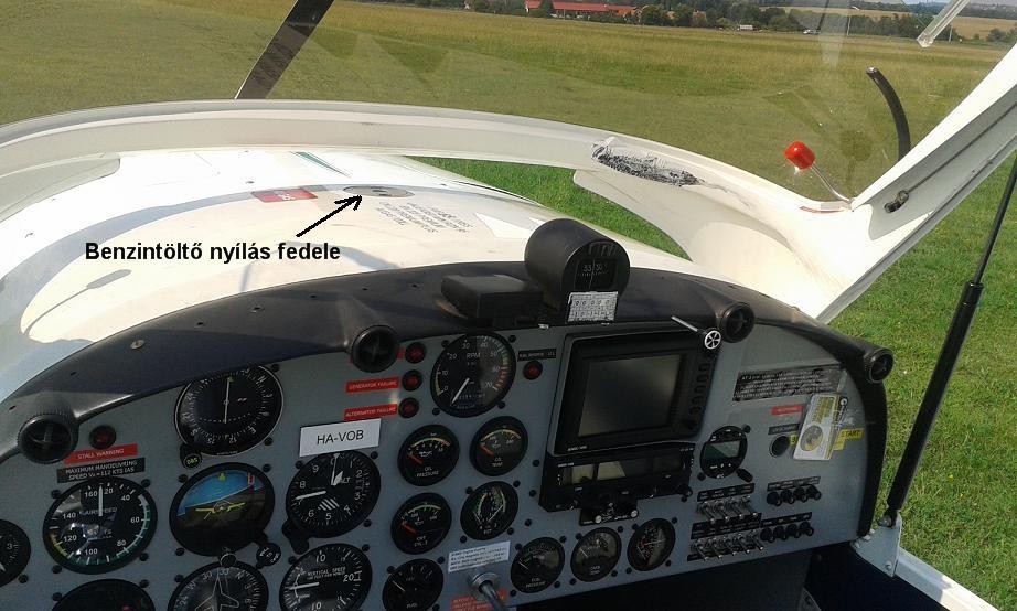 aero AT3 fuel tank