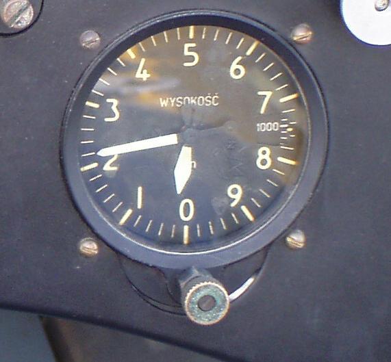 magasságmérő